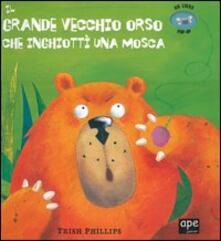 Premioquesti.it Il grande vecchio orso che inghiottì una mosca. Libro pop-up Image