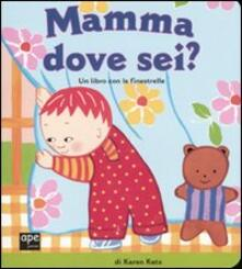 Osteriamondodoroverona.it Mamma dove sei? Image