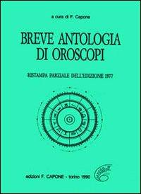 Image of Breve antologia di oroscopi
