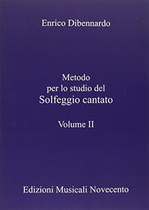 Metodo per lo studio del solfeggio cantato