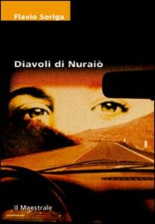 Diavoli di Nuraiò - Flavio Soriga - copertina