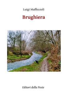 Brughiera - Luigi Maffezzoli - copertina