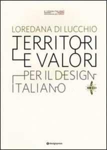 Territori e valori per il design italiano