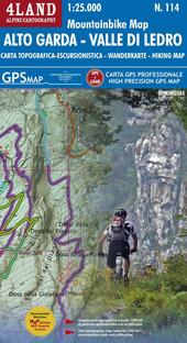 Alto Garda, valle di Ledro. Mountainbike 2008-09