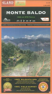 Monte Baldo. 1000 km mountainbike trails 1:25.000. Ediz. italiana, inglese e tedesca.pdf