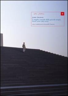 Promoartpalermo.it L' angelo custode della piccola utopia. Poesie scelte (1983-2005). Ediz. italiana e inglese Image
