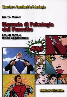 Squillogame.it Manuale di psicologia del fumetto. Eroi di carta e lettori appassionati Image