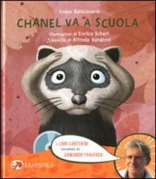 Premioquesti.it Chanel va a scuola. Con CD Audio Image
