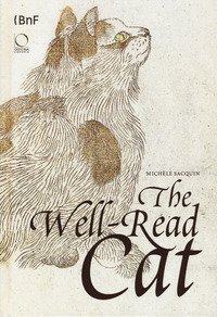 THe THe well-read cat. From the National library of France. Ediz. illustrata - Sacquin Michèle - wuz.it