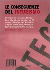 Le conseguenze del futurismo
