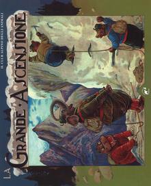 Winniearcher.com La grande ascensione. Il club alpino degli animali. Ediz. a colori Image