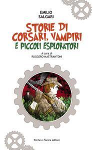 Storie di corsari, vampiri e piccoli esploratori