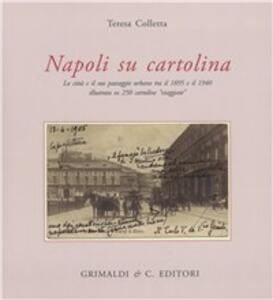 Napoli su cartolina. La città e il suo paesaggio urbano tra il 1895 e 1940 illustrata su 250 cartoline «viaggiate»