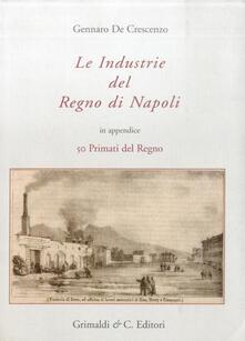 Antondemarirreguera.es Le industrie del Regno di Napoli Image