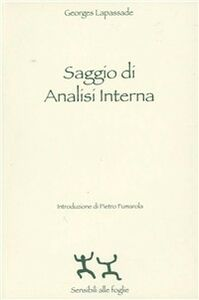 Saggio di analisi interna