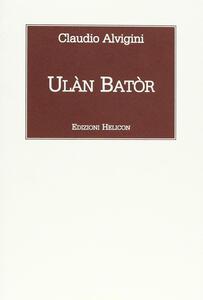 Ulàn Batòr