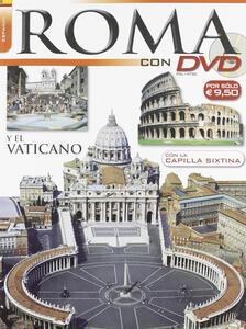 Roma. Con DVD. Ediz. spagnola