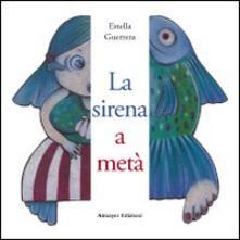 La sirena a metà - Estella Guerrera - copertina