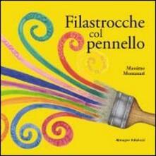 Filastrocche col pennello - Massimo Montanari - copertina