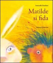 Matilde si fida - Antonella Battilani - copertina