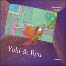 Yuki & Ryu - Francesca Salucci - copertina