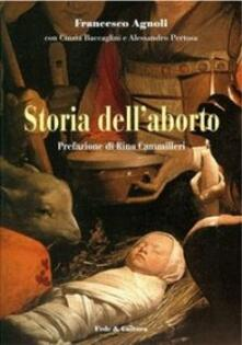 Vitalitart.it Storia dell'aborto Image