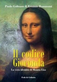 Camfeed.it Il codice Gioconda. La vera identità di Monna Lisa Image