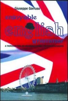 Capturtokyoedition.it Enjoyable english. A thorough english grammar course for italian students Image