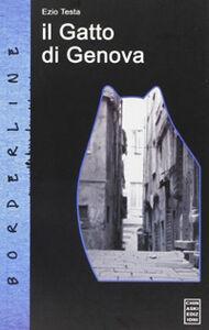 Il gatto di Genova