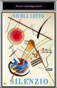 Silenzio - Nicola Lotto - copertina