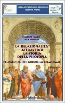 Grandtoureventi.it La relazionalità attraverso la storia della filosofia Image