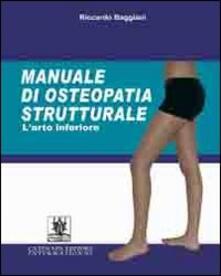 Librisulladiversita.it Manuale di osteopatia strutturale. L'arto inferiore Image