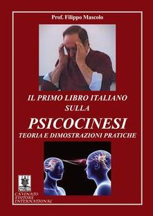 Tegliowinterrun.it Il primo libro italiano sulla psicocinesi. Teoria e dimostrazioni pratiche Image