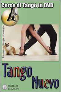 Tango nuevo. DVD