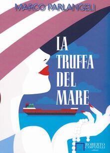 La truffa del mare - Marco Parlangeli - copertina