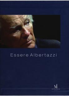 Osteriacasadimare.it Essere Albertazzi. Con DVD Image