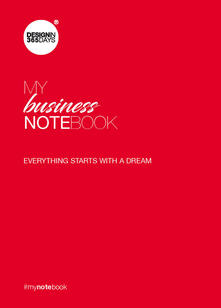 Associazionelabirinto.it My business notebook. Everything starts with a dream Image