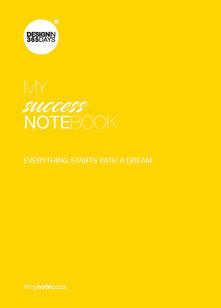My success notebook. Everything starts with a dream.pdf