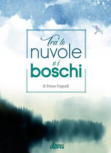Tra le nuvole e i boschi - Ettore Degradi - copertina