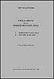 Ciclo lirico della terrestrità del sole (rist. anast.). Vol. 1: Terrestrità del soleVincere il drago!.