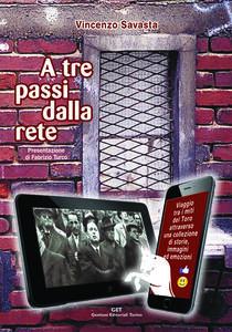 A tre passi dalla rete - Vincenzo Savasta - copertina