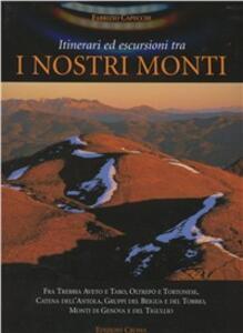 I nostri monti - Fabrizio Capecchi - copertina