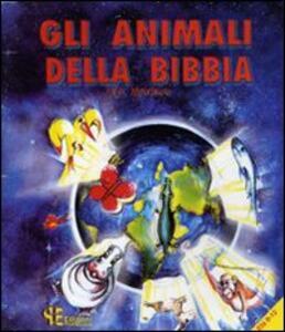 Gli animali della Bibbia nel mondo - Erminia Weber Carpi - copertina
