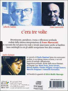 C'era tre volte. Con audiolibro. CD Audio - Raffaello Baldini - 2