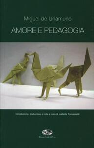 Amore e pedagogia - Miguel de Unamuno - copertina