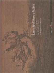 Rame, inchiostro e bulino. Iconografie sacre e profane nelle incisioni dei Sadeler dei musei civici di Vicenza - Maria Elisa Avagnina - copertina