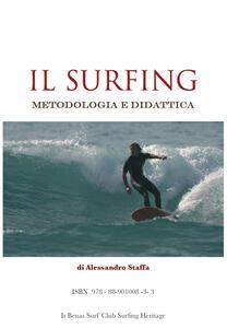 Il surfing: metodologia e didattica - Alessandro Staffa - copertina