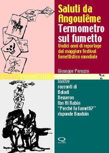 Saluti da Angoulême. Termometro sul fumetto - Giuseppe Peruzzo - copertina
