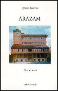 Arazam - Ignazio Bascone - copertina