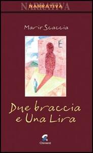 Due braccia e una lira - Mario Scaccia - copertina